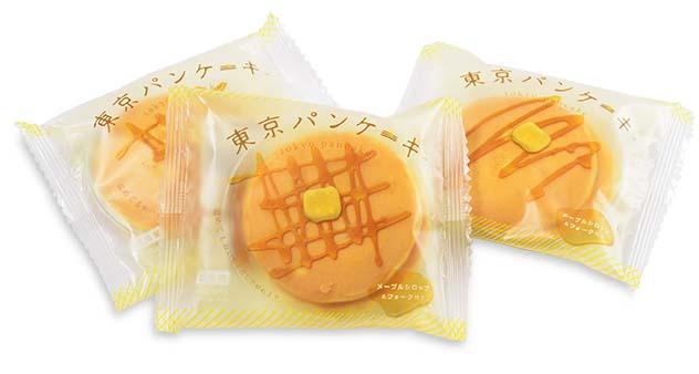 """Tokyo Pancake"" Now on sale! / 東京パンケーキ、新登場!"