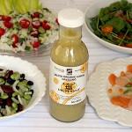Nijiya original Organic Salted Lemon Dressing, now available in stores!<br>ニジヤオリジナル・オーガニック塩レモンドレッシング、新登場!