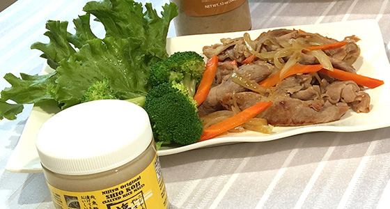 We have posted the recipes. レシピサイトを更新しました。